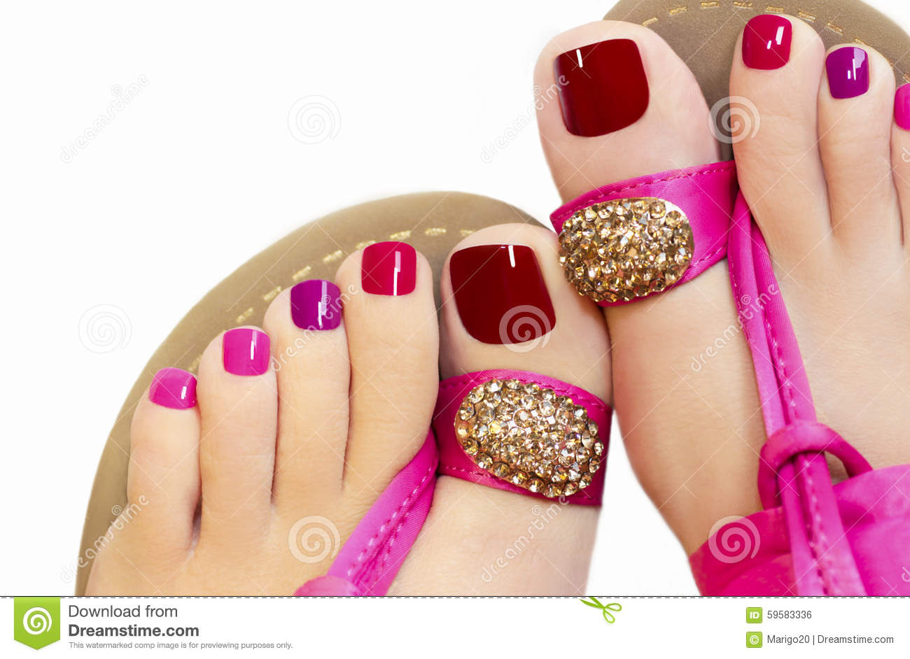 pink pedicure stock photo image 59583336 manicure clip art black and white manicure clipart black and white