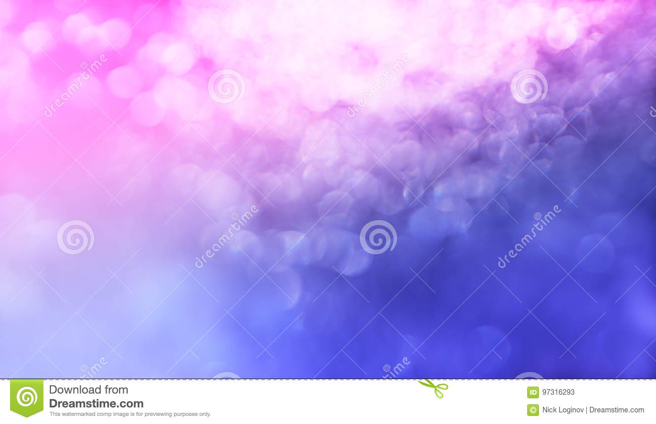 Pink And Purple Bokeh Texture Background Stock Image - Image