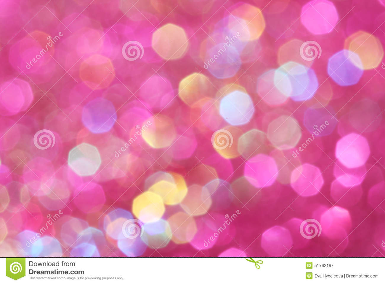 pink purple white yellow and turquoise soft lights abstract background royalty free stock