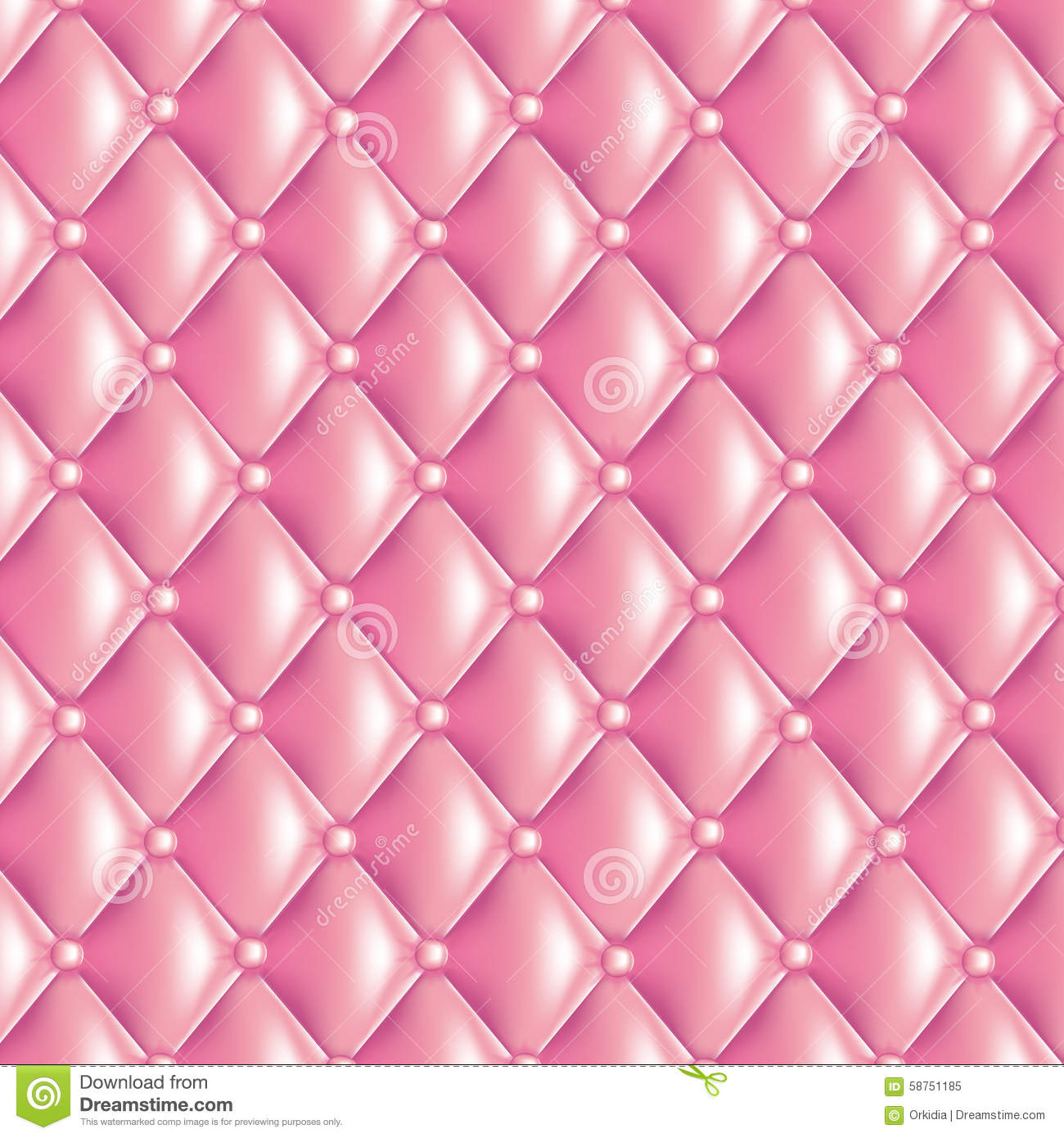 Pink quilted texture stock vector Image of velvet full  : pink quilted texture full vector 58751185 from www.dreamstime.com size 1300 x 1390 jpeg 182kB