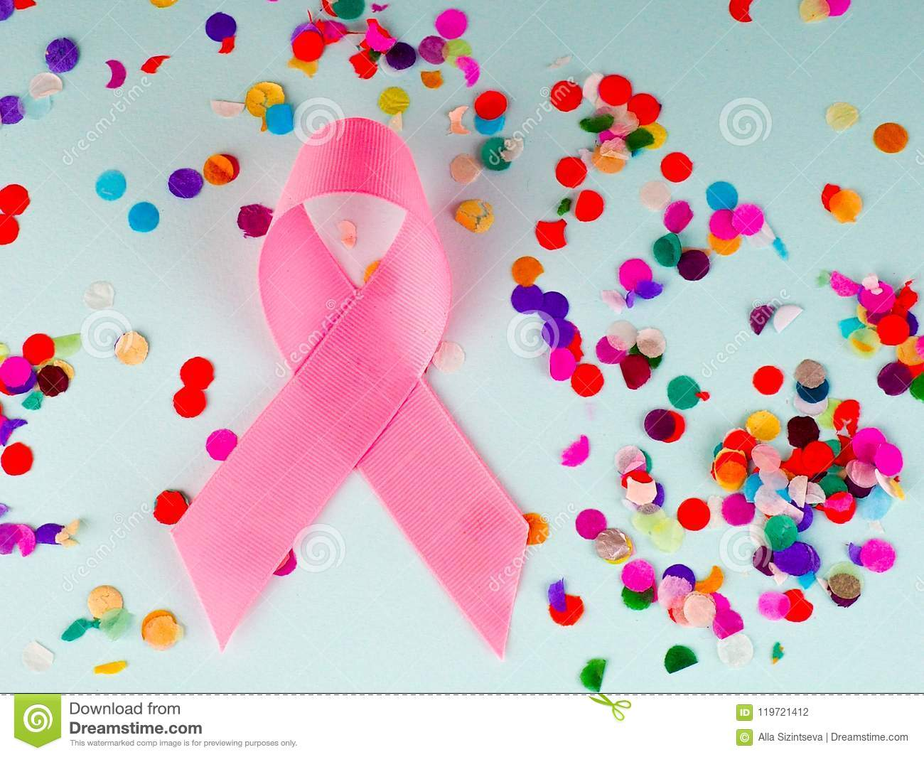 Pink Ribbon Breast Cancer, Breast Cancer Awareness