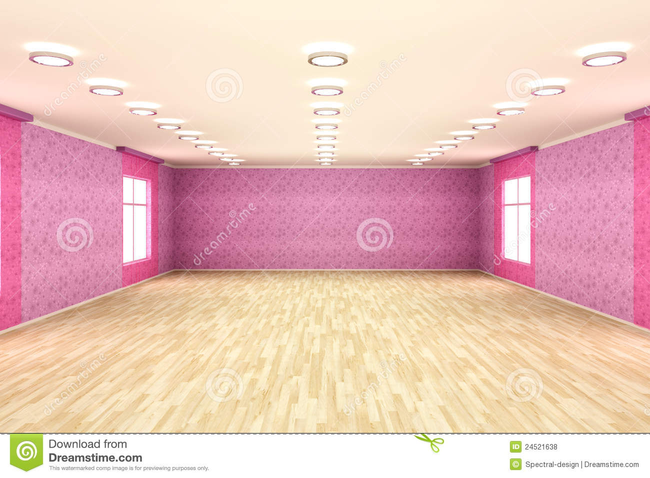 Pink Room Royalty Free Stock Photos Image 24521638