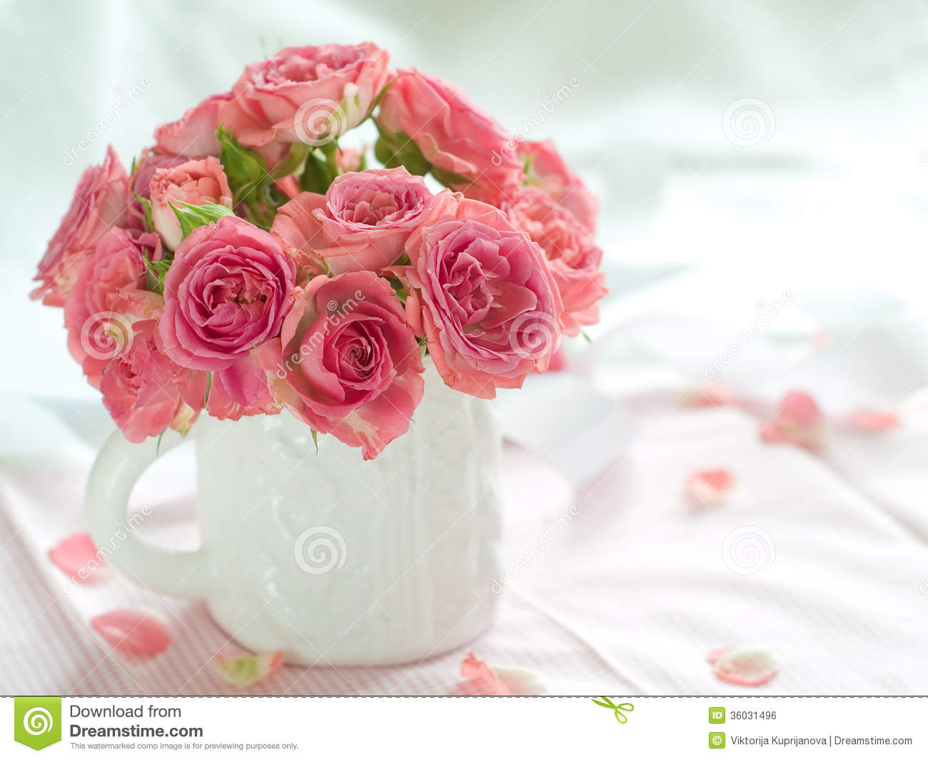 pink roses stock photo image of floral heart horizontal 36031496