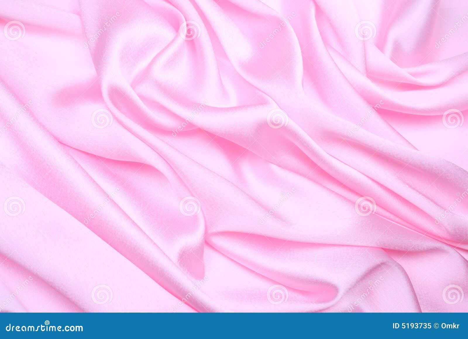 Royalty Free Stock Photo  Pink satin backgroundPink Satin Background