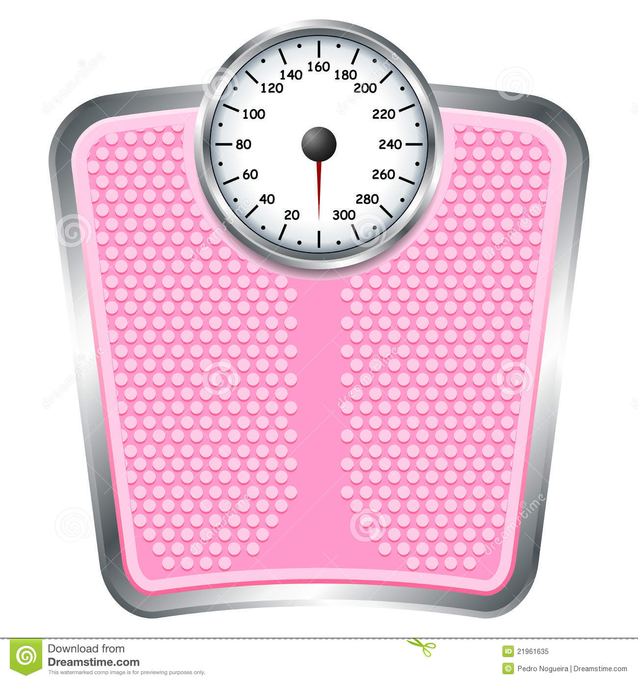 Pink Scale Stock Vector Illustration Of Scale