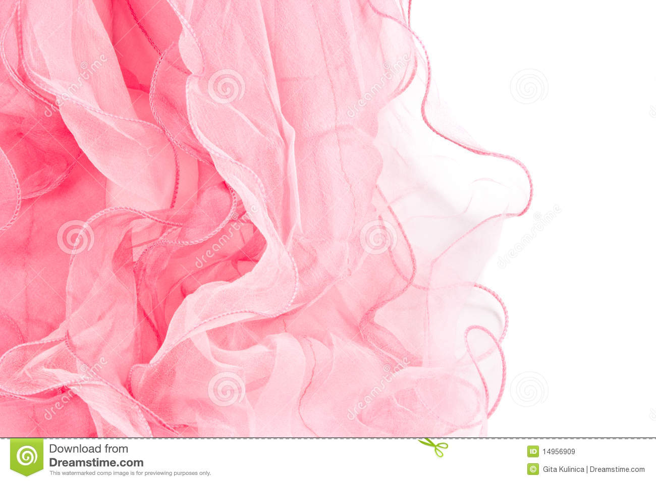 52c94af83 Pink silk scarf stock image. Image of copy, close, purple - 14956909