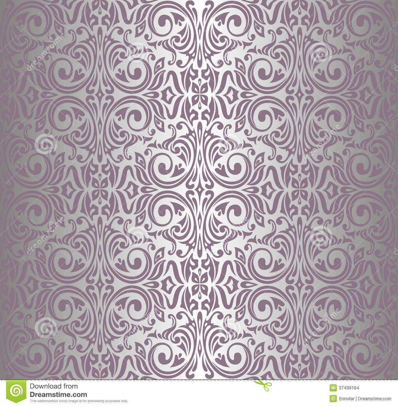 Pink silver vintage wallpaper stock images image 37499164 for Pink and silver wallpaper