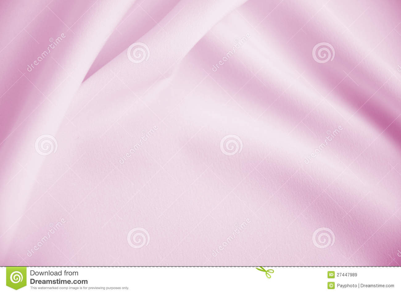 Smooth pink satin background with shine  folds  creases and copyspace Pink Satin Background