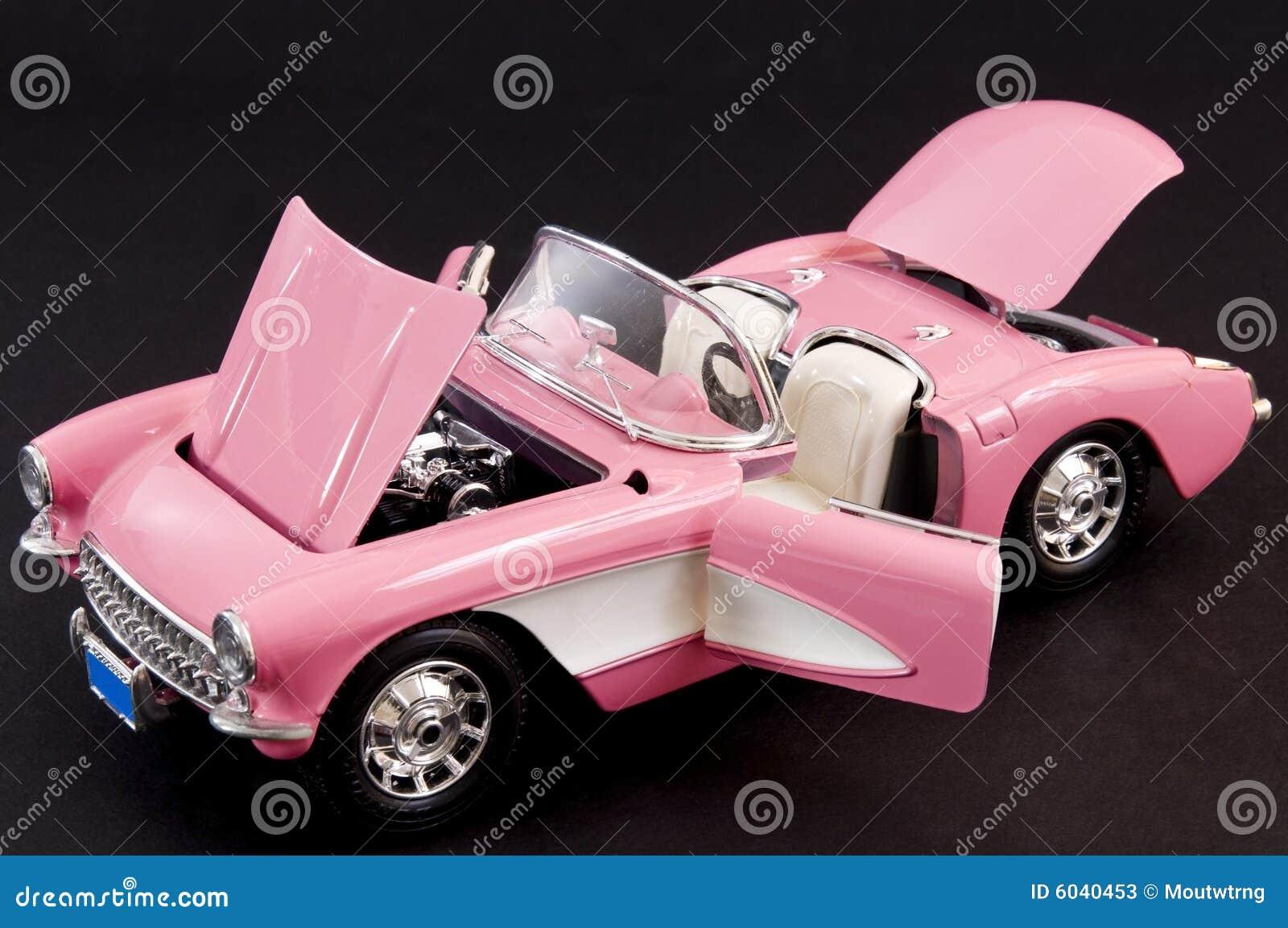 Pink Stylish Classic Sports Car Stock Image Image - Stylish classic cars