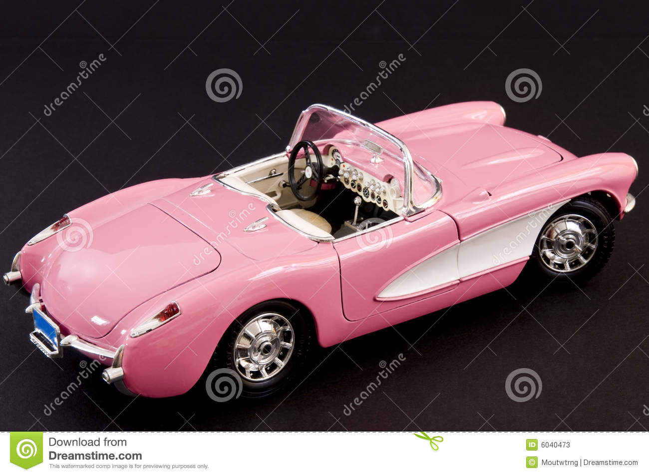 Old Chevy Cars >> Pink Stylish Classic Sports Car Stock Image - Image: 6040473