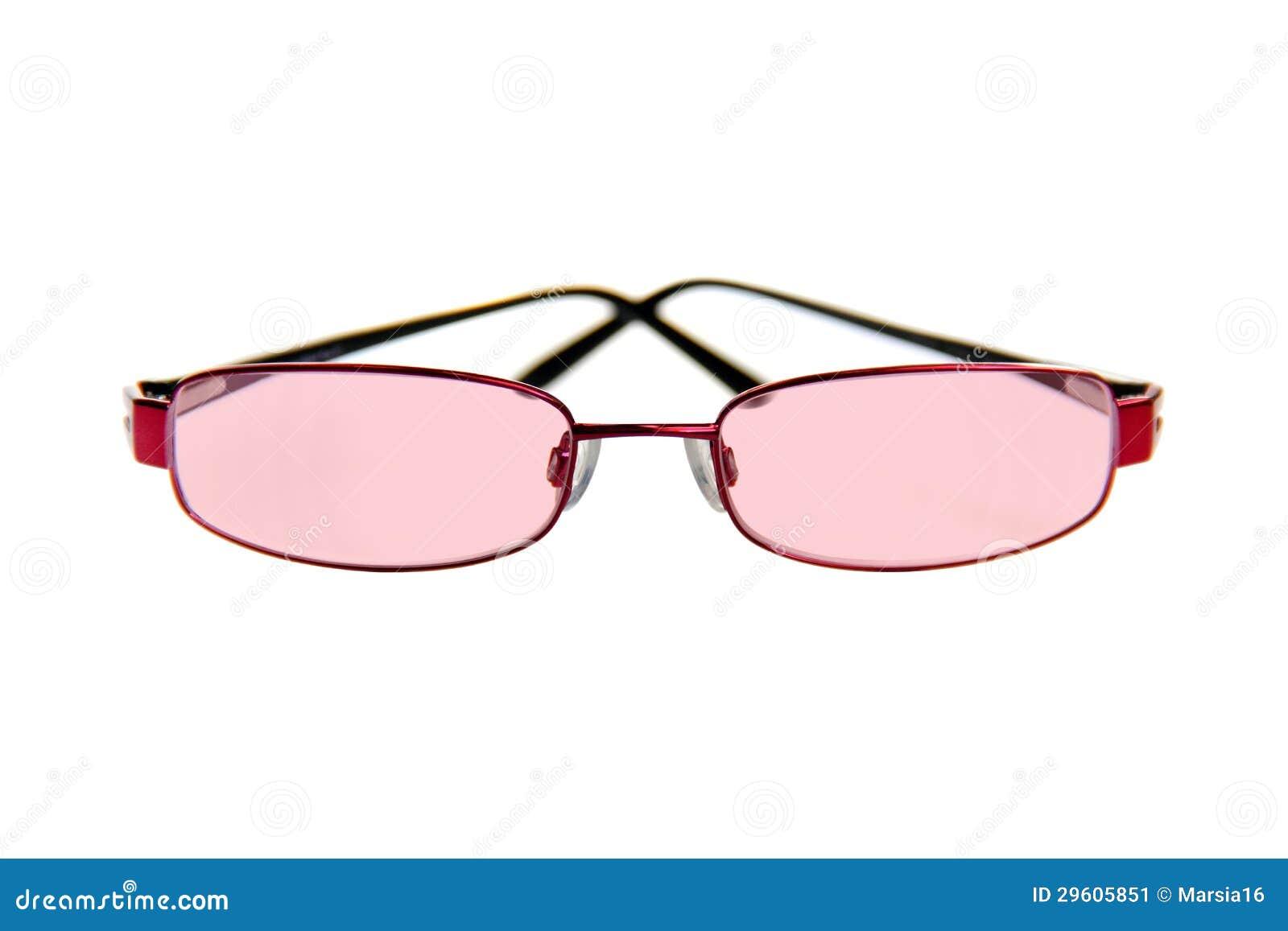 Z Antidepressant Pink Tinted Glasses st...