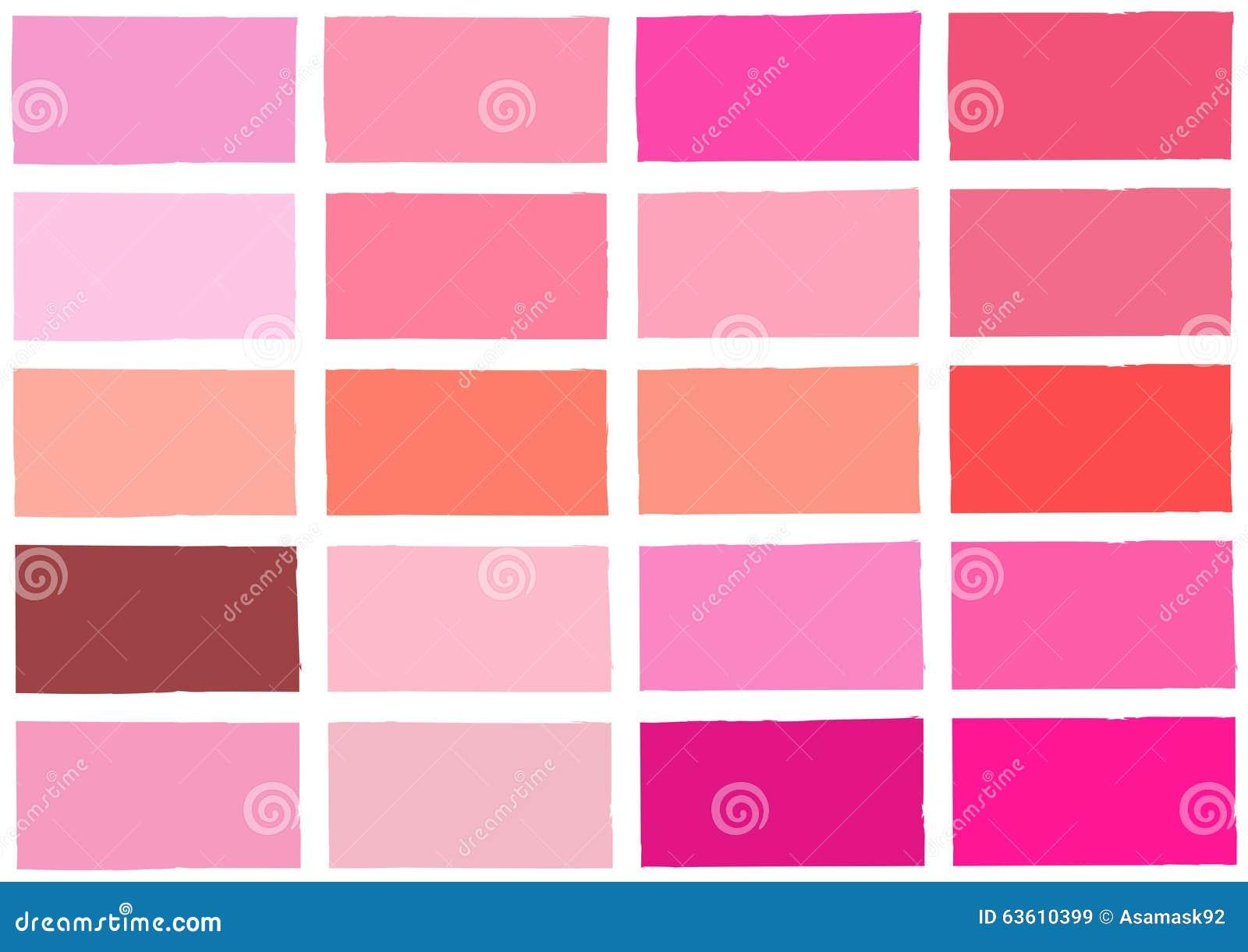 pink tone color shade background stock vector image. Black Bedroom Furniture Sets. Home Design Ideas