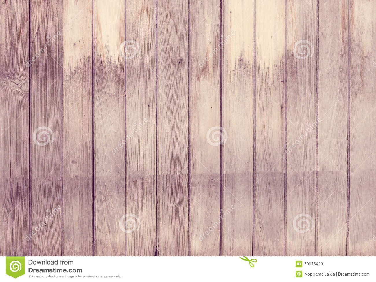 Pink Vintage Wood Plank Wall Texture Background Stock