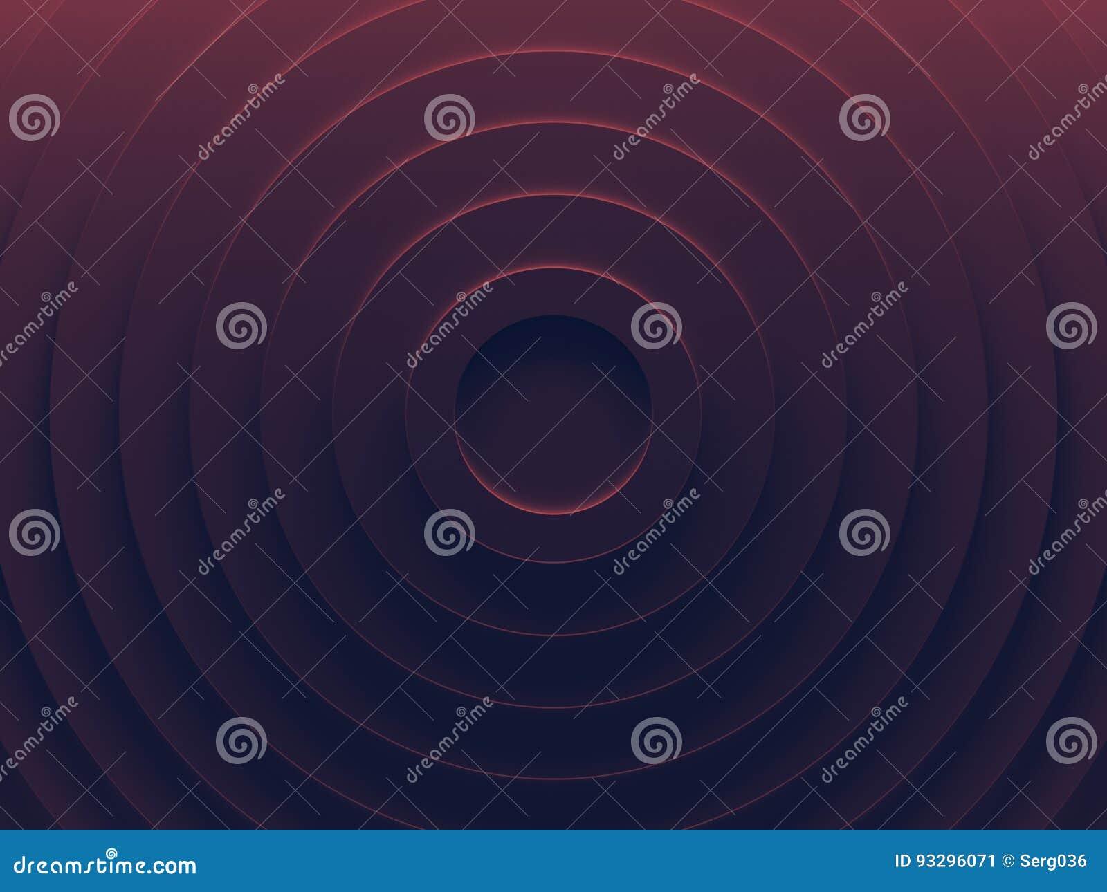Pink vortex.abstract background for graphic design, book cover template, website design, application design. 3D illustration.