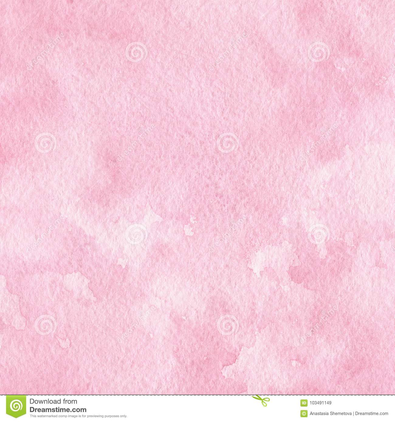 Pink watercolor background usable as a texture for wedding usable as a texture for wedding invitations greeting cards design and m4hsunfo