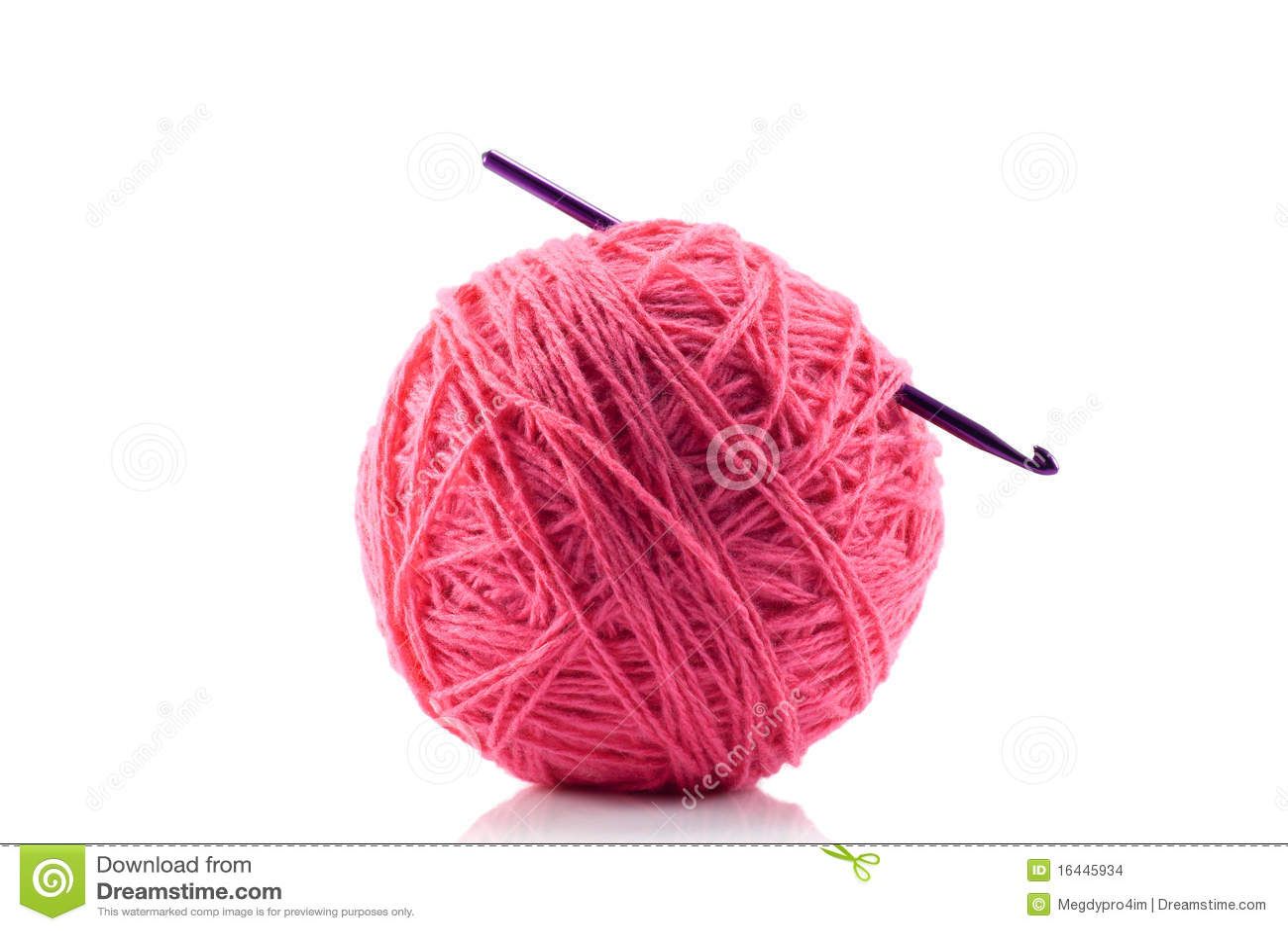 Клубок ниток ру вязание крючком для детей