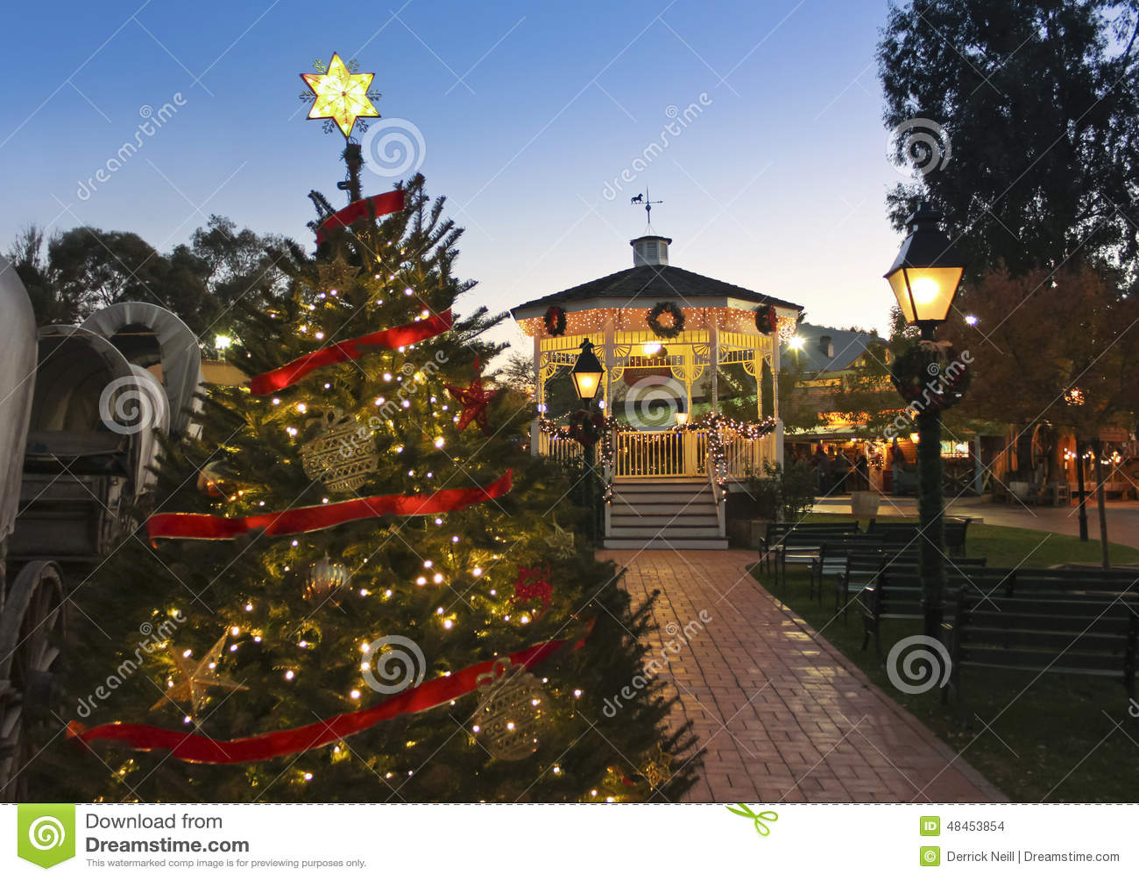 Christmas Tree Shop Gazebo