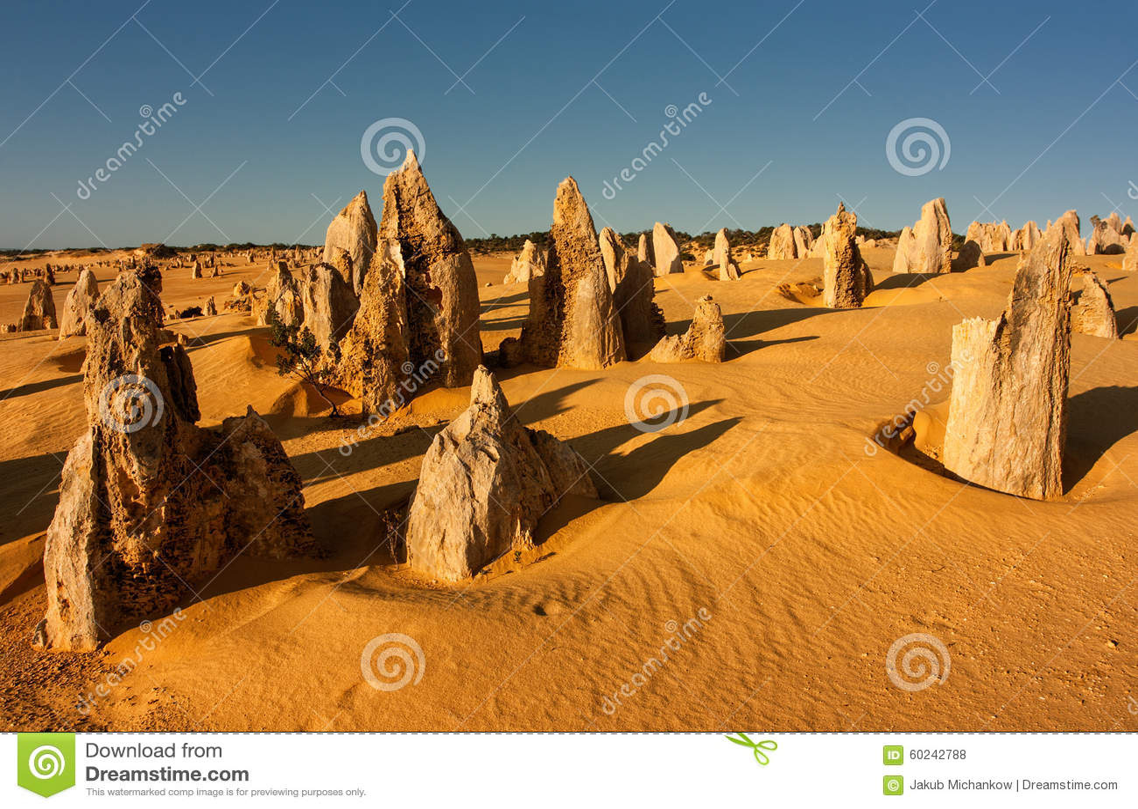 Pinnacles