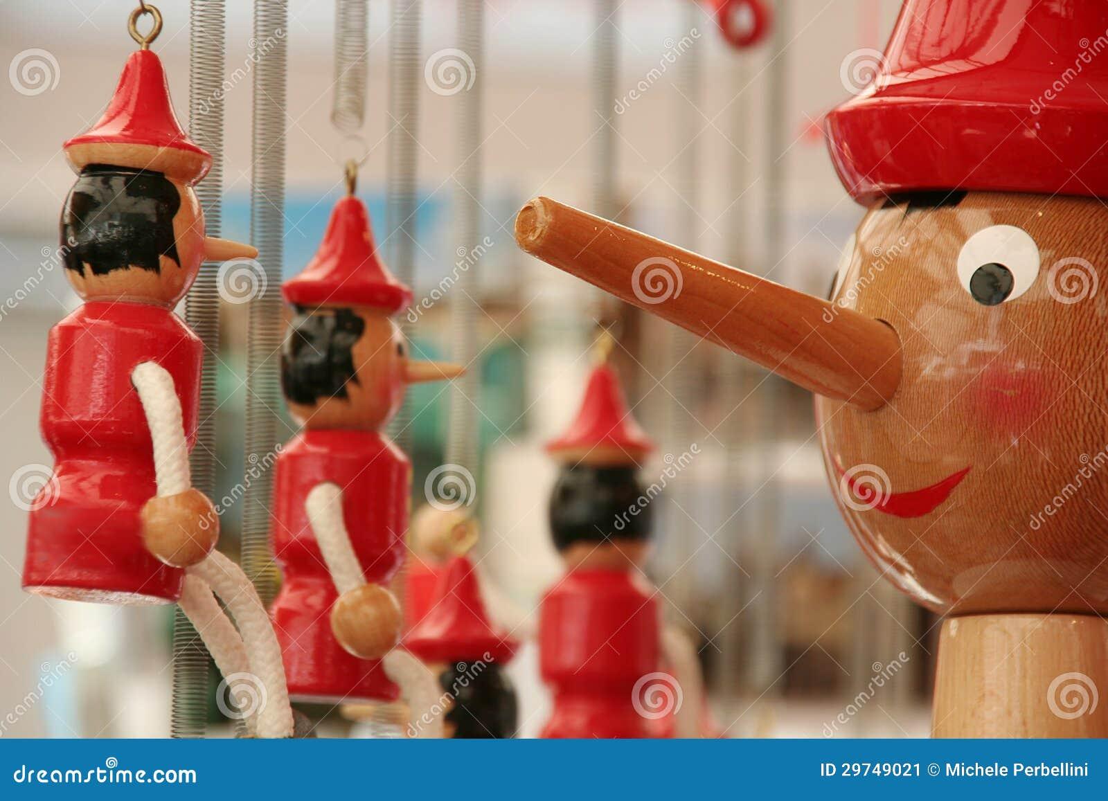 Pinocchio Spielwaren
