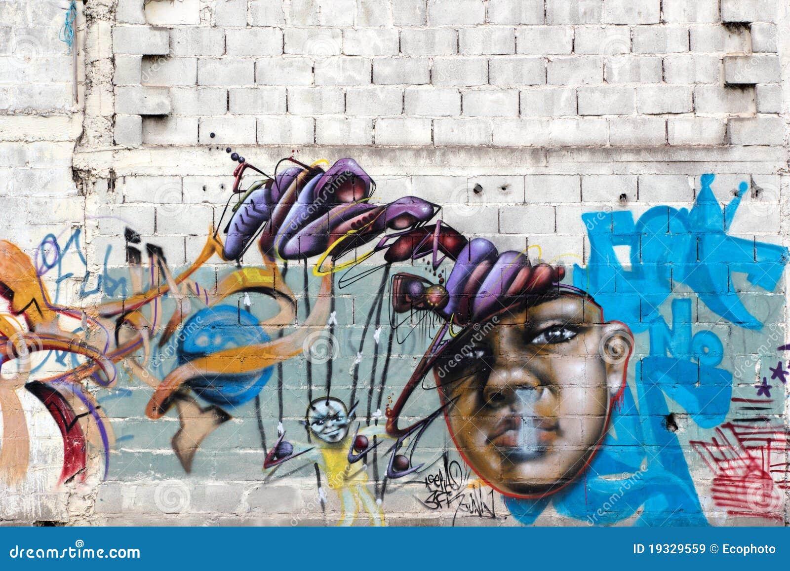 Pintada colorida, Rosario, la Argentina