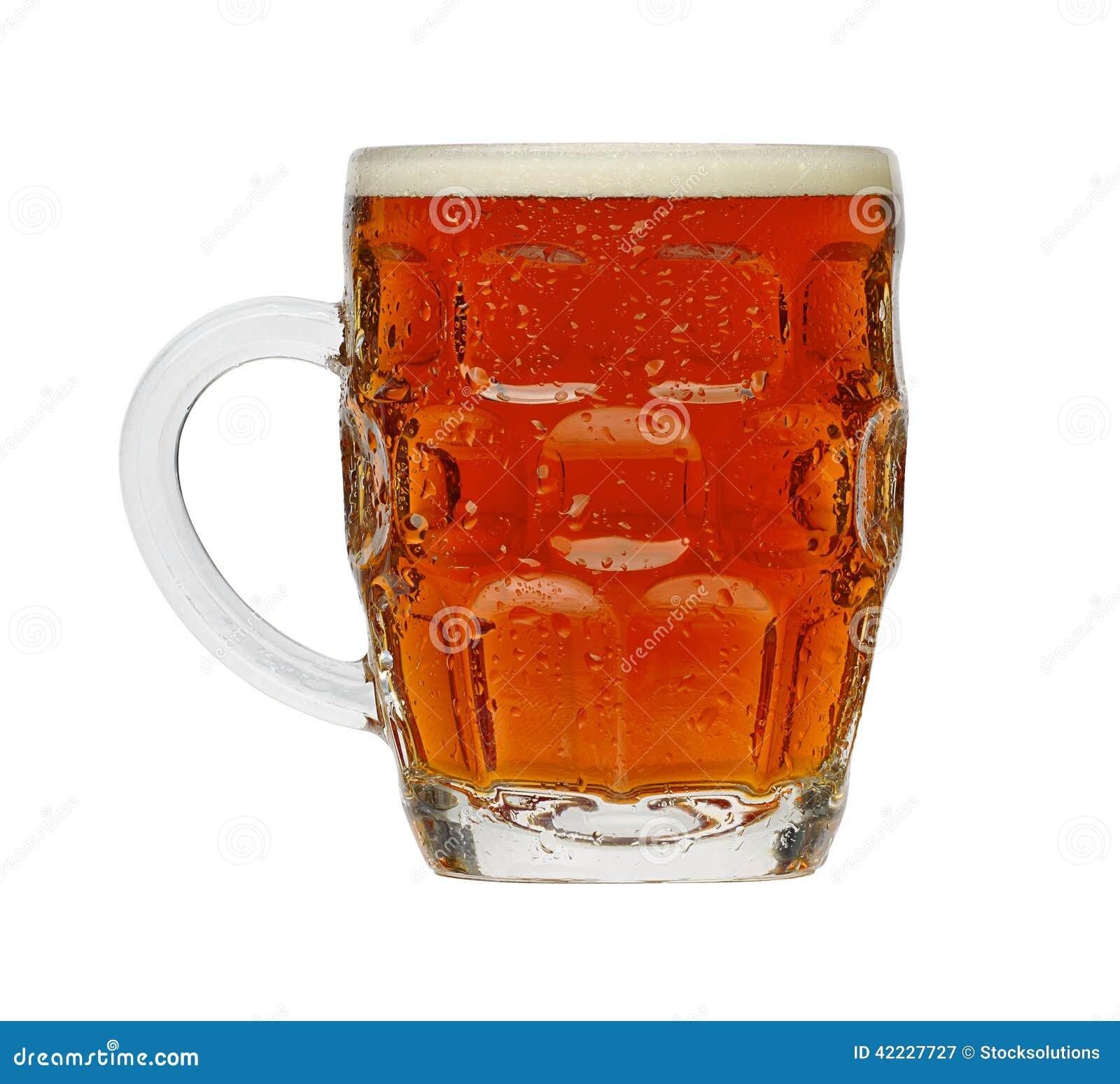 Pinte traditionnelle de bi re photo stock image 42227727 - Pinte de biere en ml ...