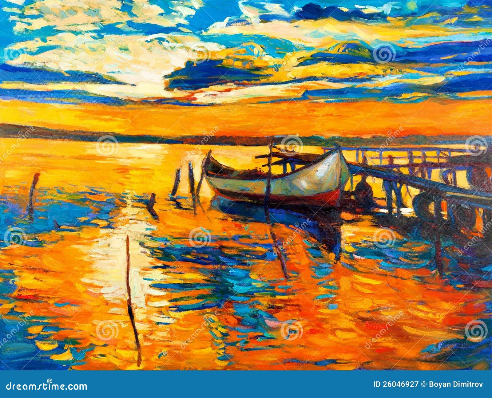 Pintura al óleo
