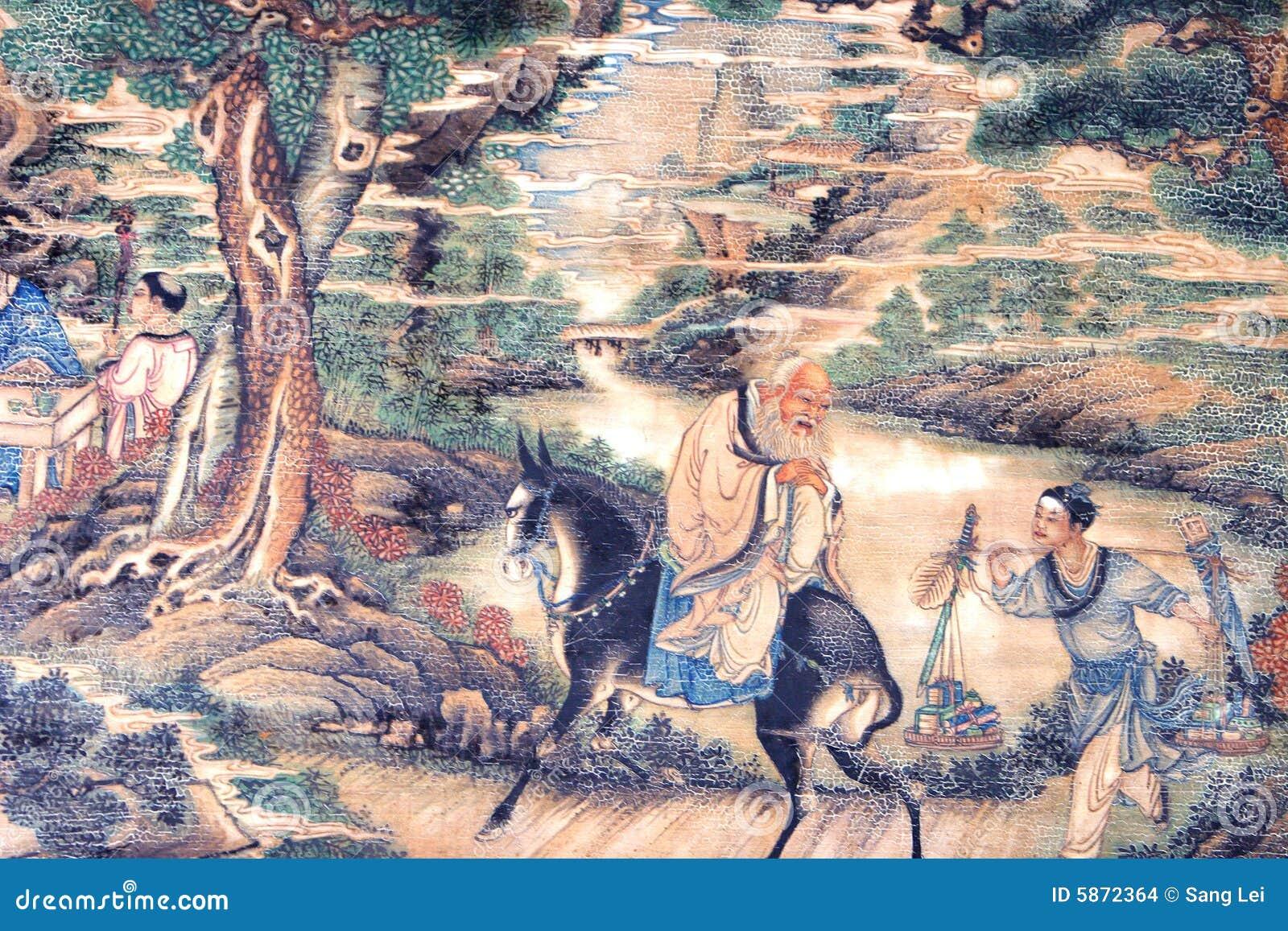 Pintura clássica chinesa