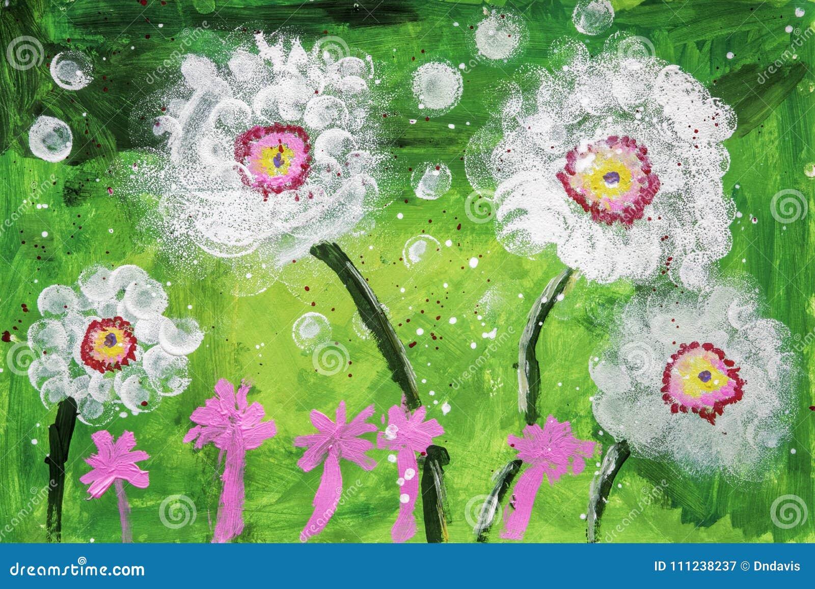 Perfecto Flores De Acrílico Uñas Cresta - Ideas de Pintar de Uñas ...