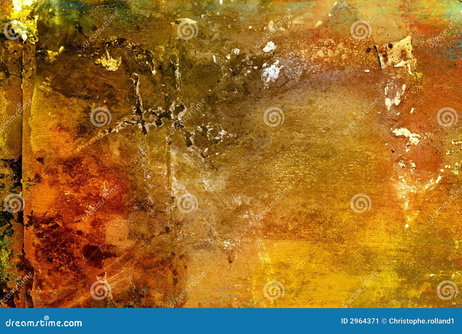 Pintura de Grunge
