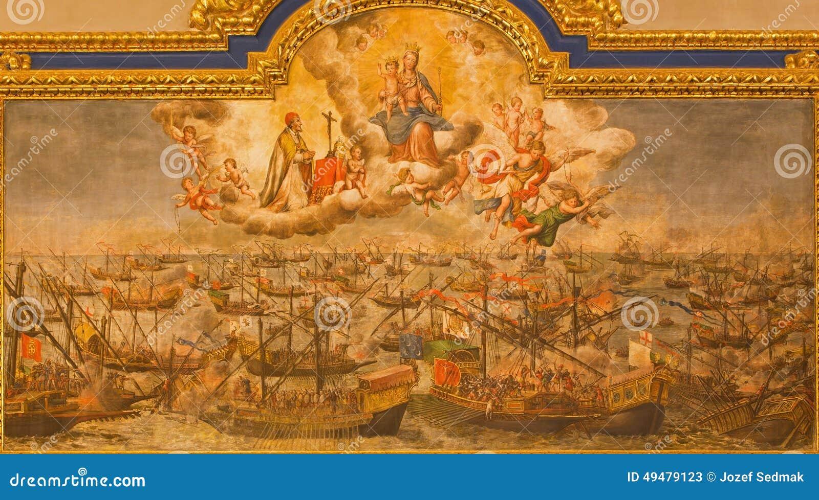 Pintura de sevilla de la batalla de lepanto a partir del 7 for Todo pintura sevilla