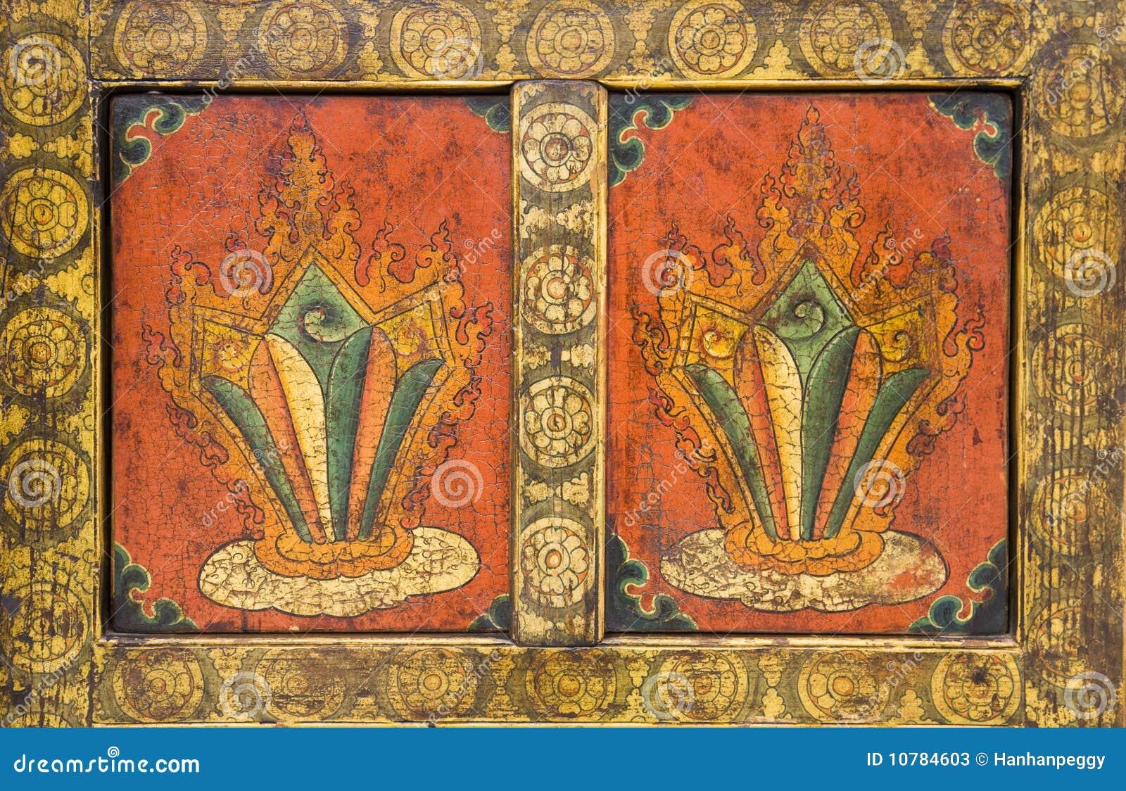 Pintura decorativa de los muebles fotos de archivo for Pintura decorativa muebles