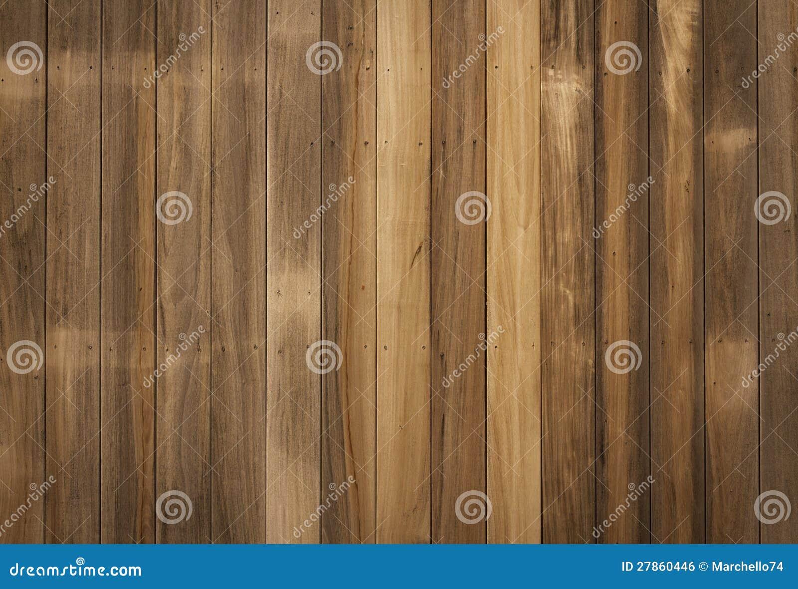 Pionowo drewniany wzór