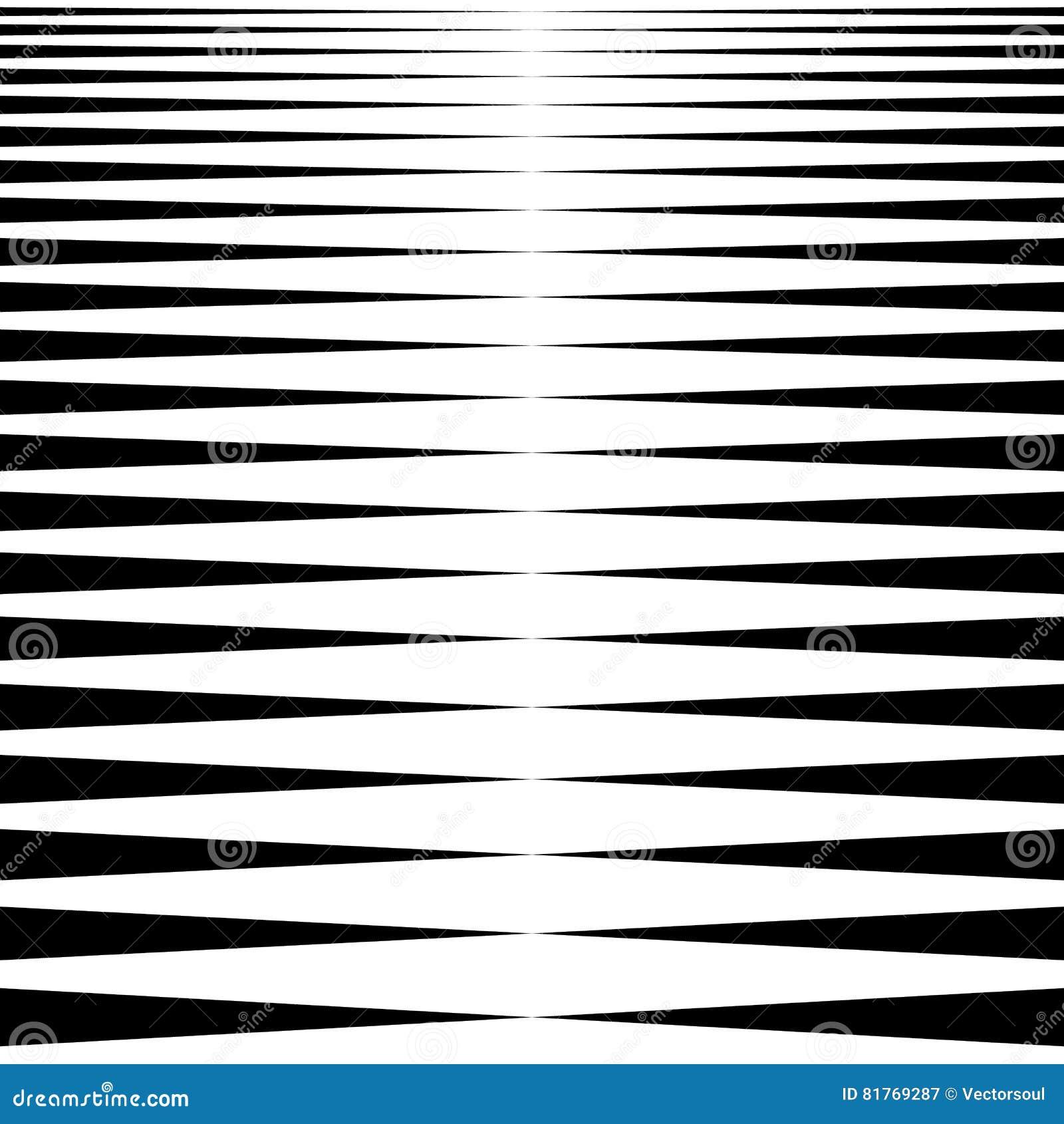 Pionowo linie, lampasy - Równoległe linie proste od gęstego