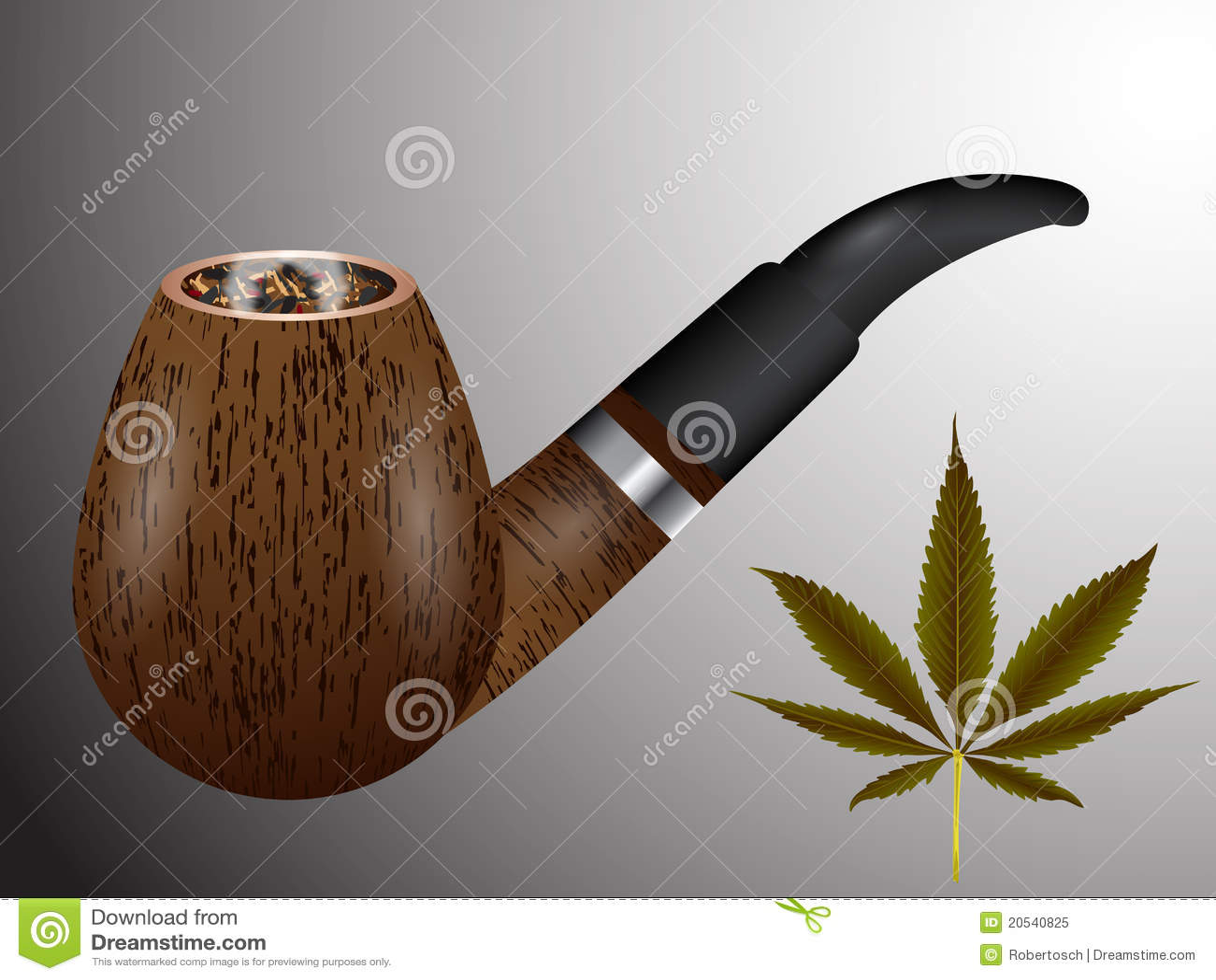 la pipe art
