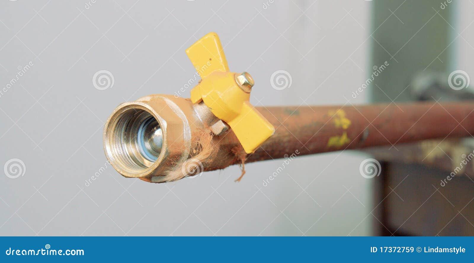 Pipe de gaz
