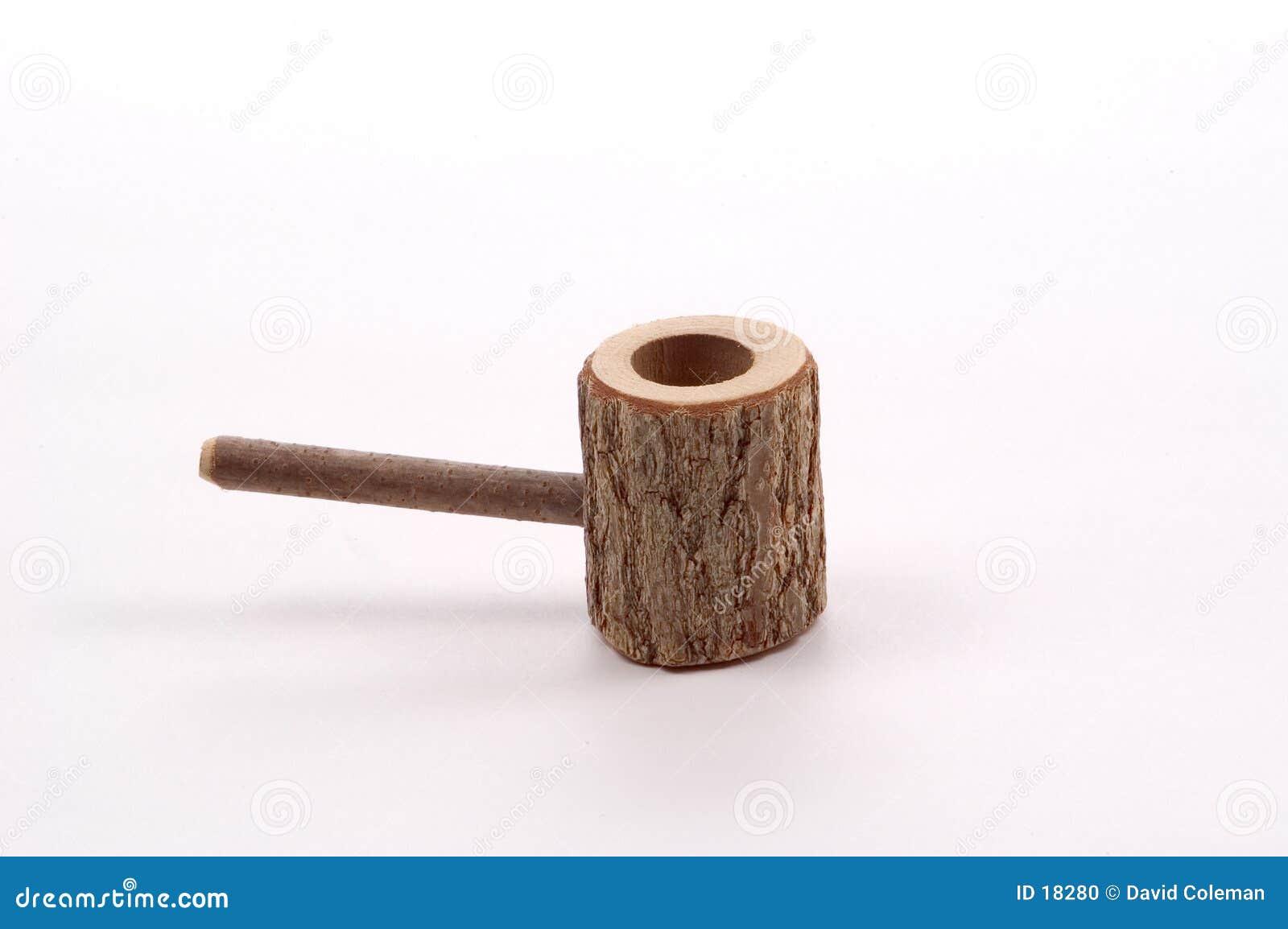 Pipe en bois