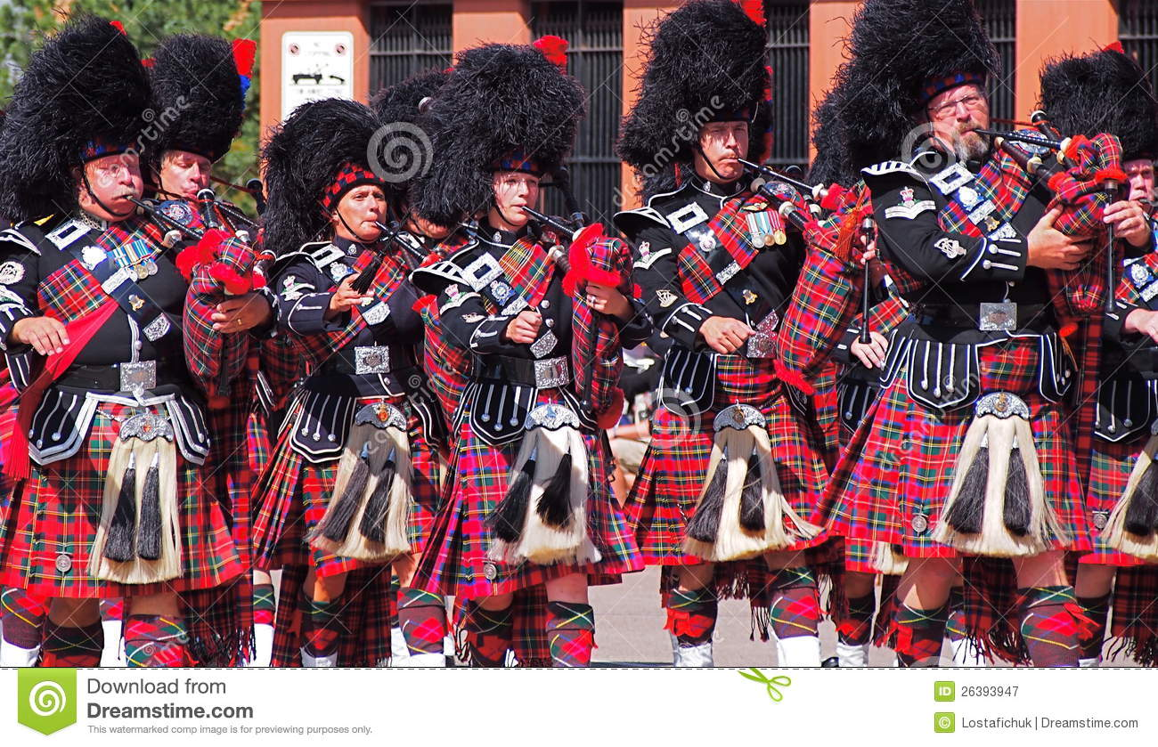 Pipers editorial photography image 26393947