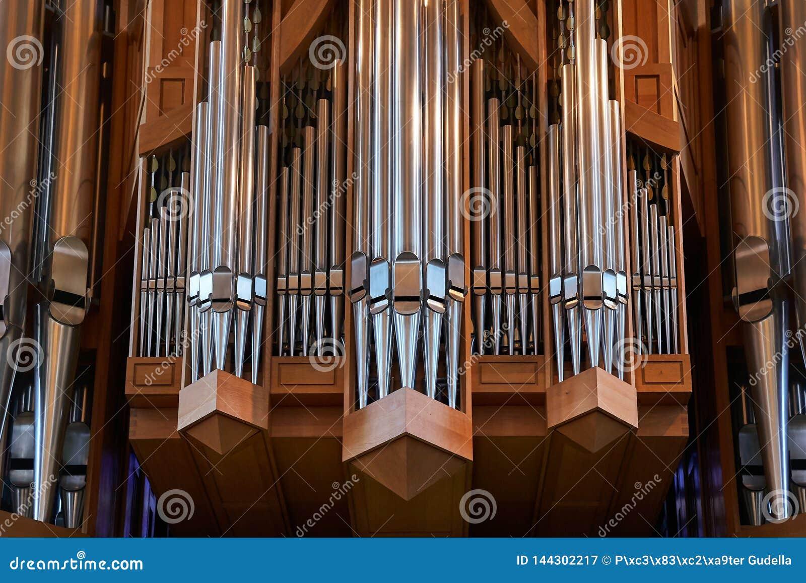 Pipes d organe d église