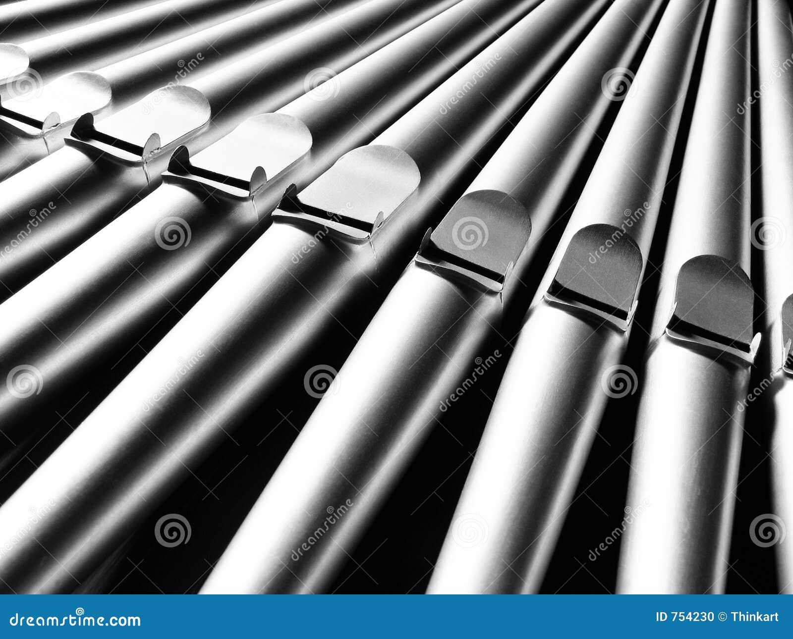 Pipes d organe