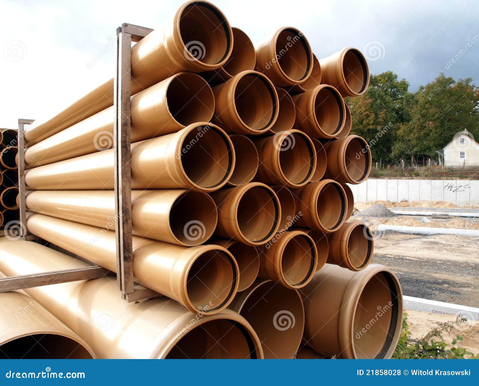 Pipes plast-