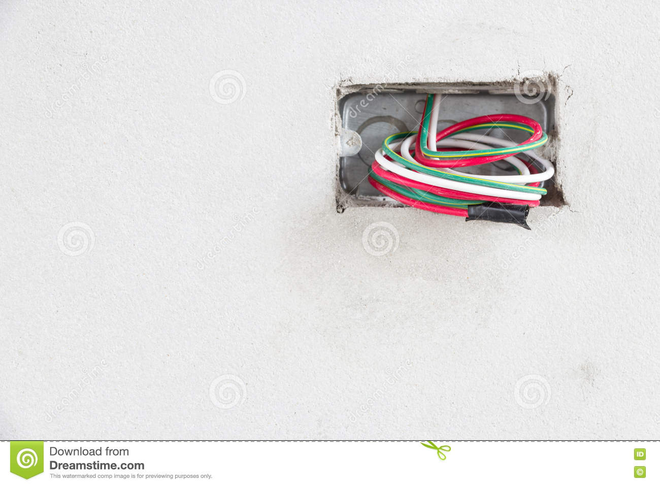 Swell Piping And Electric Stock Image Image Of Fiber Electrical 71447993 Wiring Database Pengheclesi4X4Andersnl