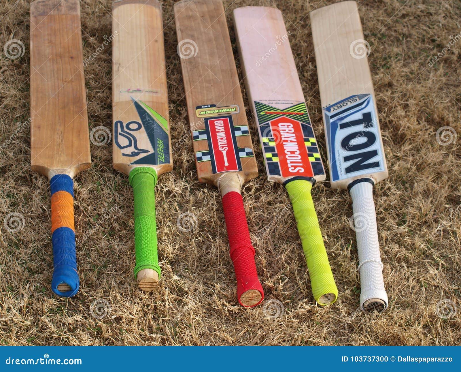 Pipistrelli di cricket che WinWhere il gruppo ha fatto oppure no