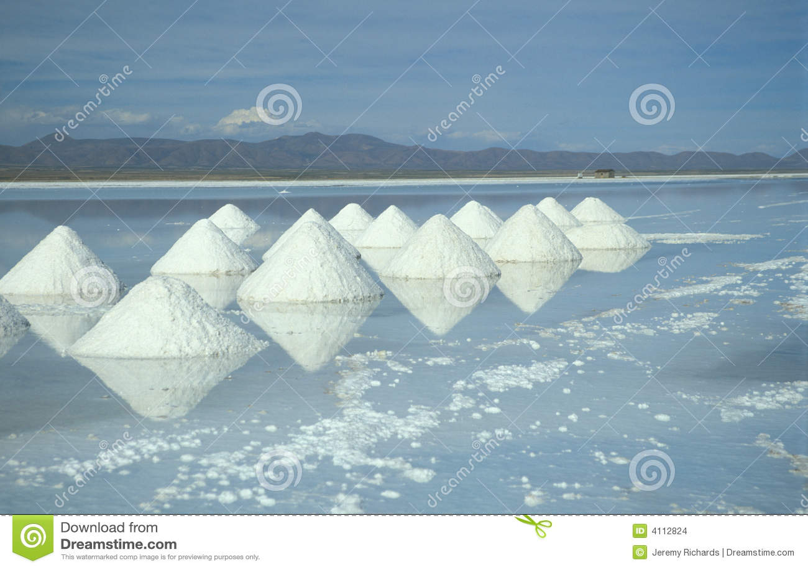 Pirámides de la sal