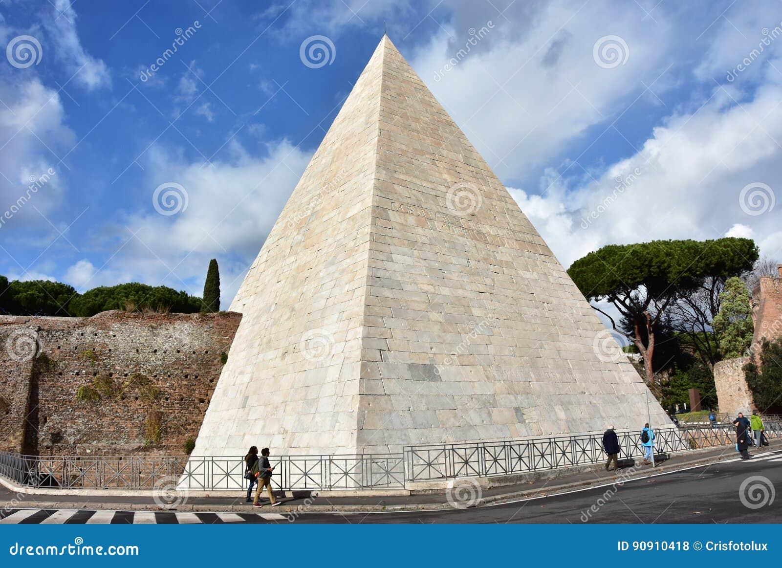 Pirâmide de Cestius