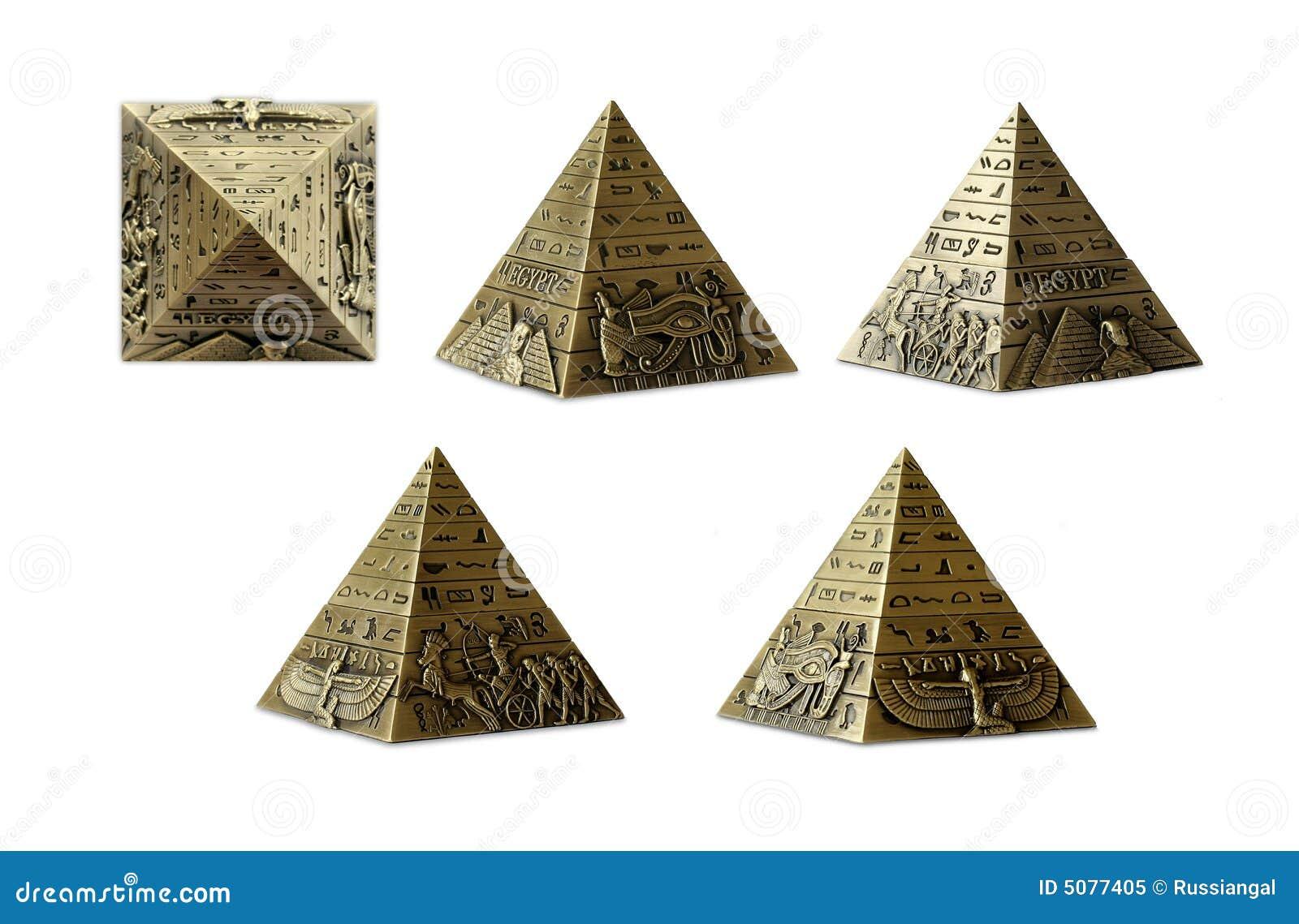 Pirâmide egípcia