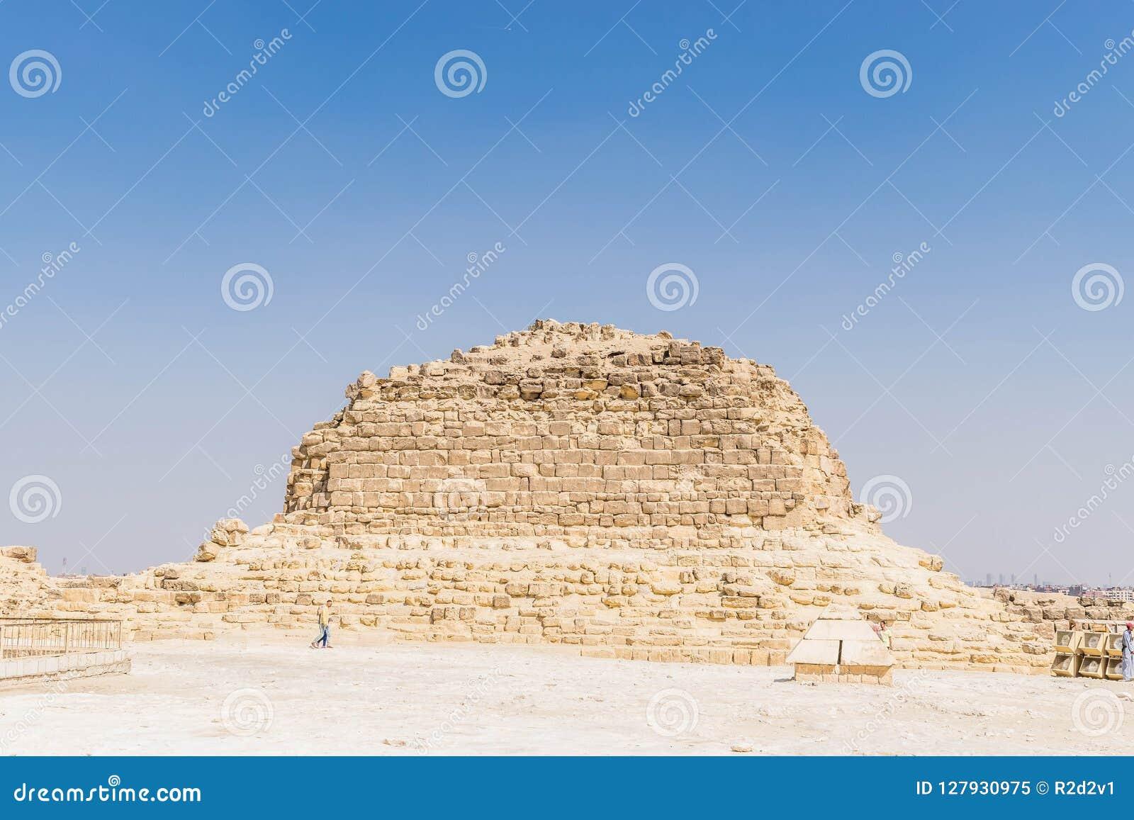 Pirâmide G1-c em Giza, Egito