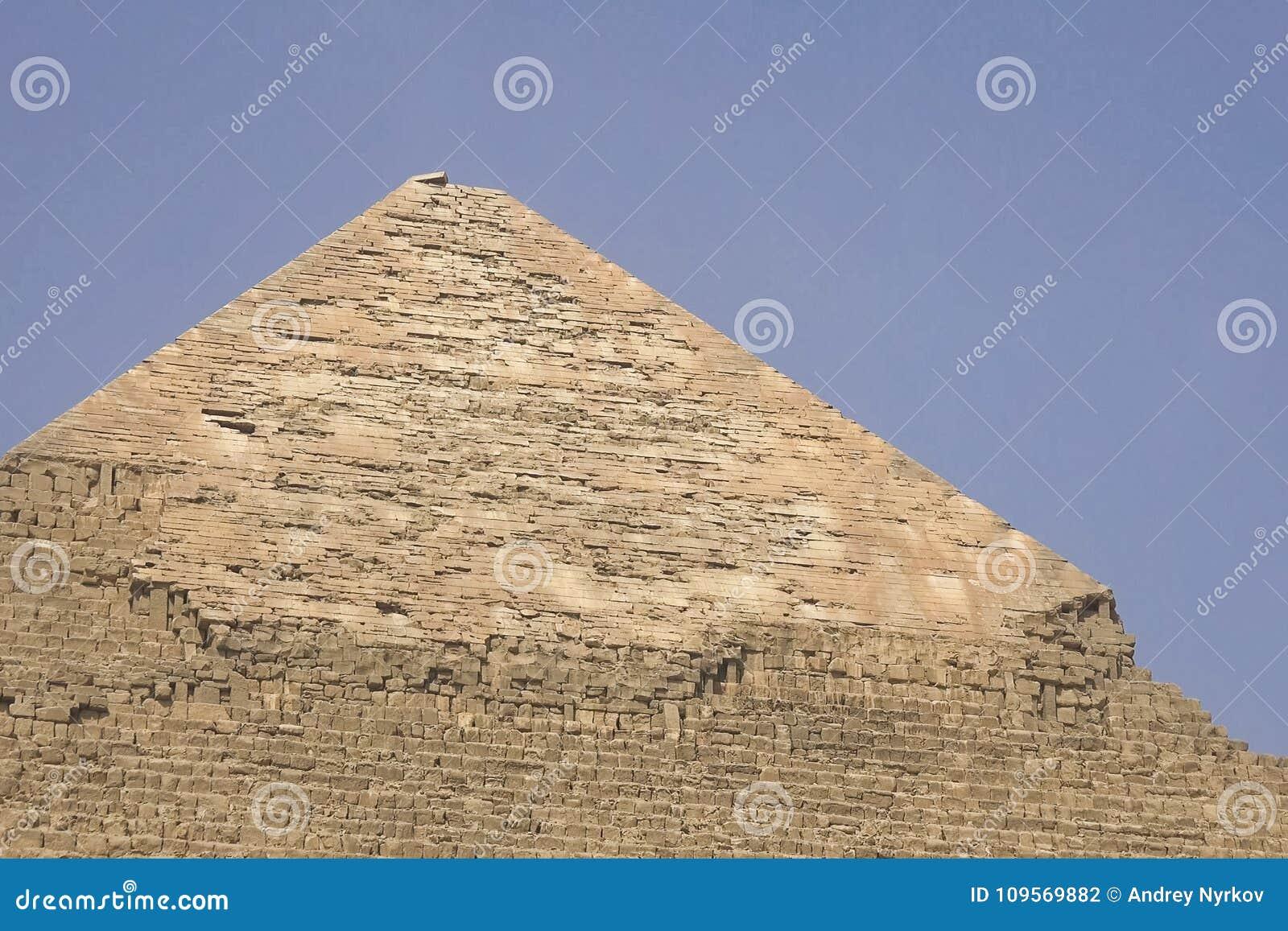 Pirâmides de Giza Grandes pirâmides de Egipto A sétima maravilha do mundo Megálitos antigos