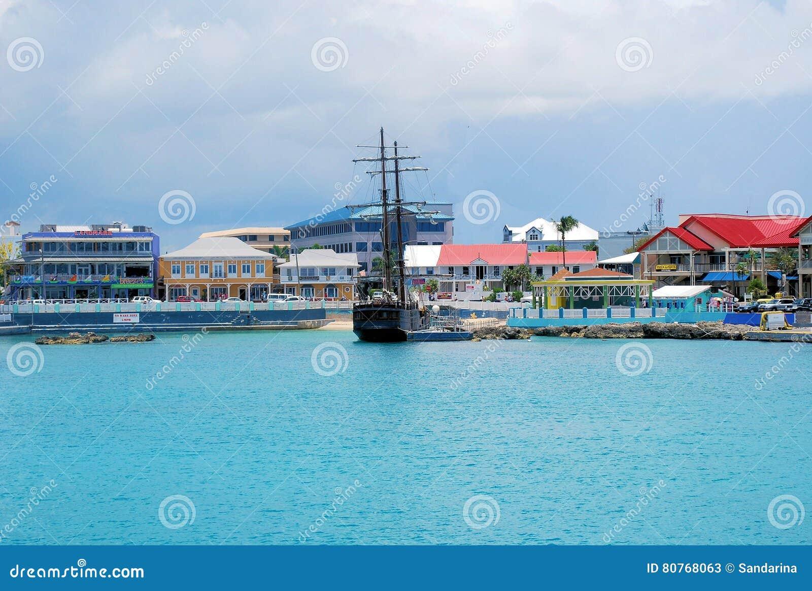 Piraatschip George Town