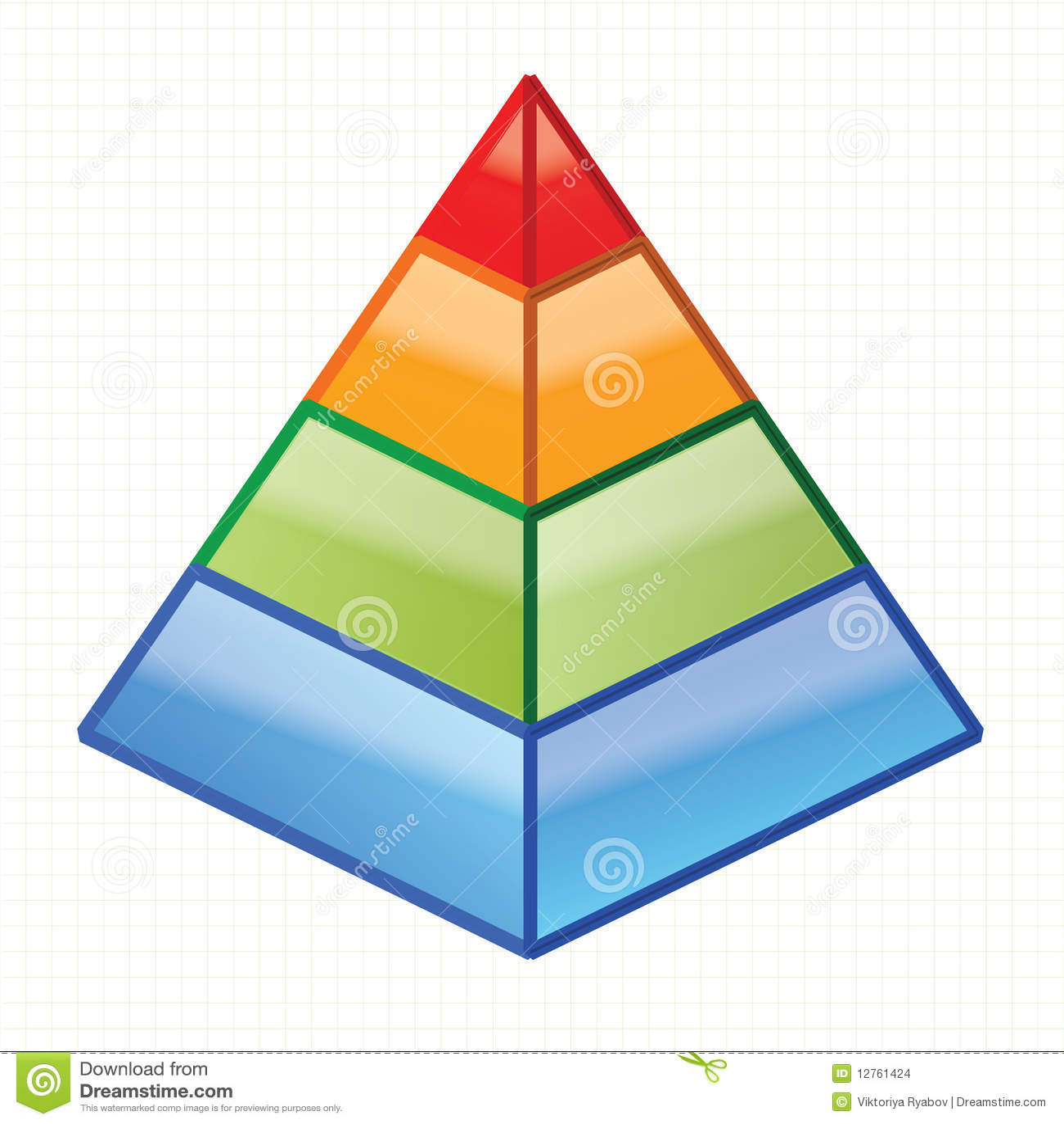 Piramide Stock Images - Image: 12761424