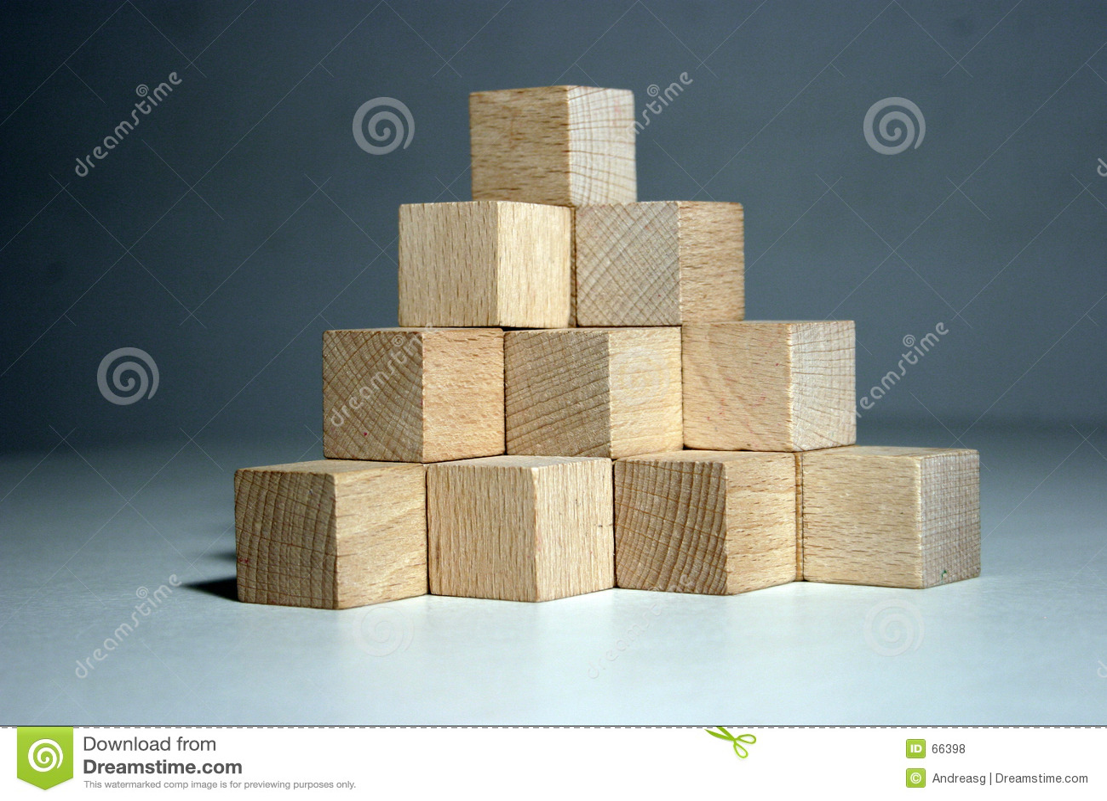 Piramide del blocco